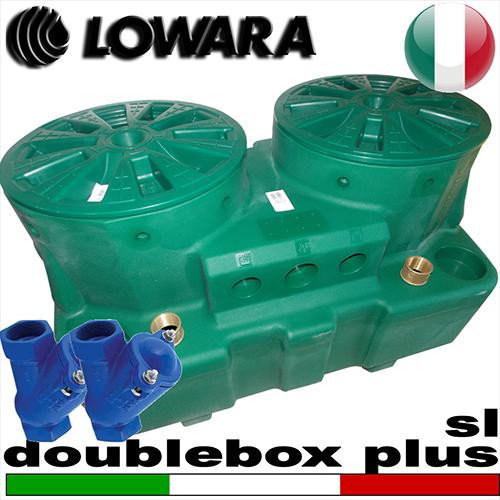 Lowara - Stazione di sollevamento DOUBLEBOX PLUS - SL ...